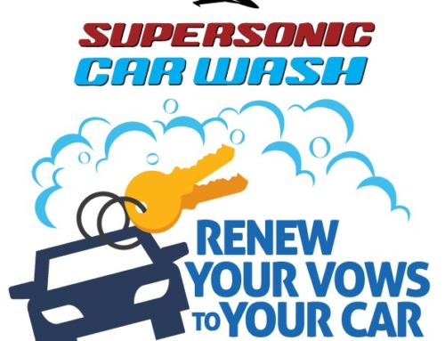 SUPERSONIC CAR WASH 60TH ANNIVERSARY VOWS